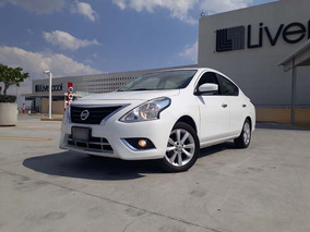 Nissan Versa 2016 Advance Manual Camara De Reversa Boton