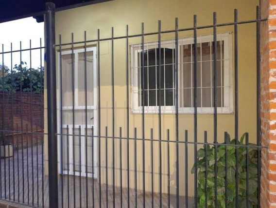 Ph Tipo Casa En Alquiler 2 Ambientes Y 1/2 Con Patio Delantero San Miguel