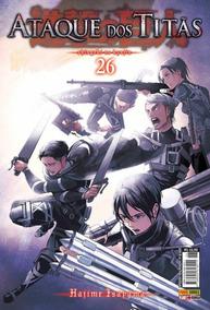 Ataque Dos Titãs - Vol.26