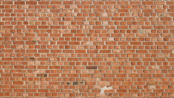 Fundo Fotográfico Tecido Muro De Tijolos 3,00m X 1,70m