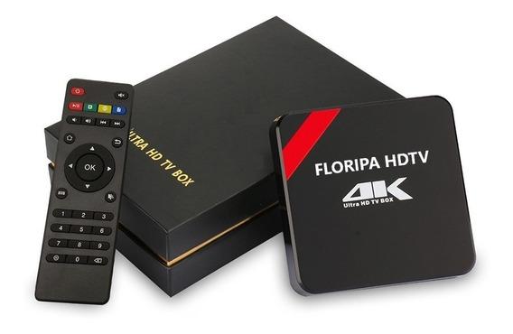 Tv Box Floripa Hdtv, Transforme Em Smartv