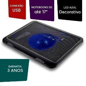 Suporte Refrigerado Universal P Notebook Acer Até 15¨ Usb