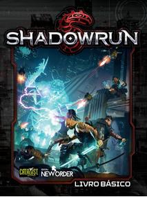 Shadowrun - Livro Básico