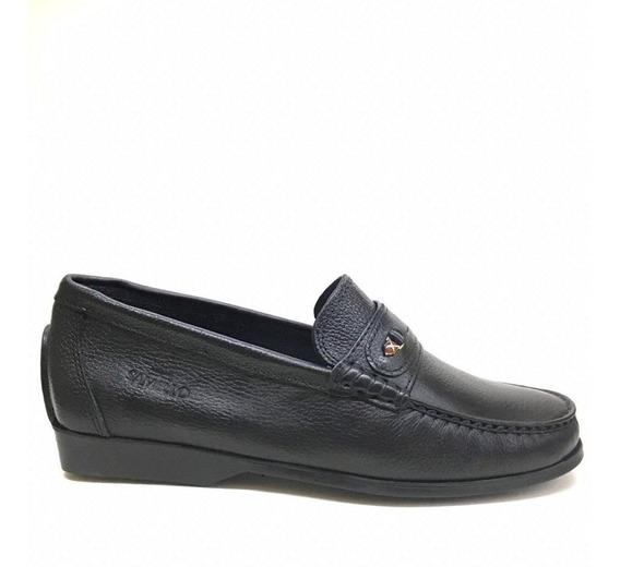 Sapato Samello Monza Shelton Masculino Preto Exclusivo
