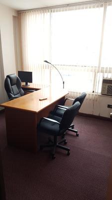 Oficina Tribunales Con Recepción, Baño Y Despacho