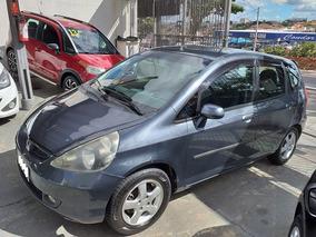 Honda Fit Lxl Automático 1.4 Ano 2005