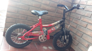 Bicicleta Liberta Niños Rodado 12 Piruetas