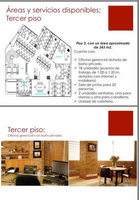 Arriendo Amoblada Call Centers, Estudios Soledad