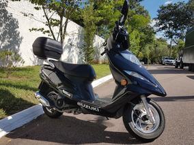 Suzuki Burgman 125 125i 2016/2017
