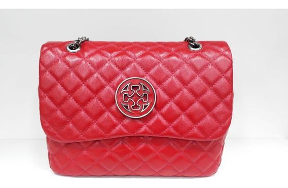 4601571 Bolsa Shoulder Bag Couro Matelassê