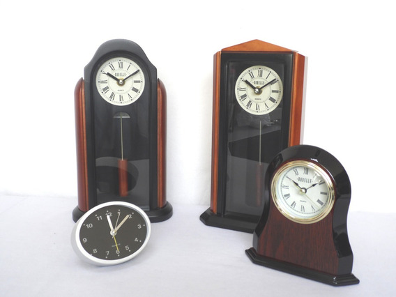 Reloj De Escritorio 2100, 2128, 2130, N99 Combo (4 Unidades)