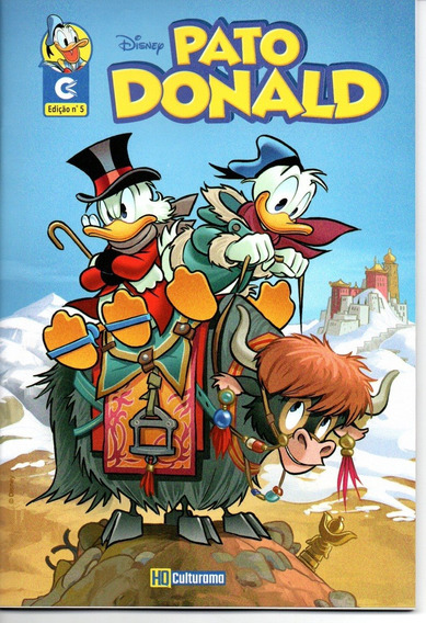 Lote Gibis Disney Vol 5 + Hist. Curtas 1 Cx43 Bonellihq H19