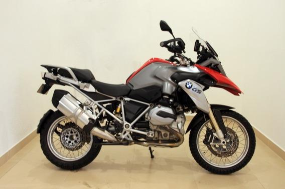 Bmw R1200gs K50 Roja