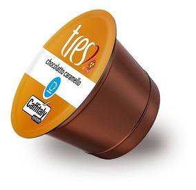 Cartucho Com 10 Cap Chocolatto Caramello