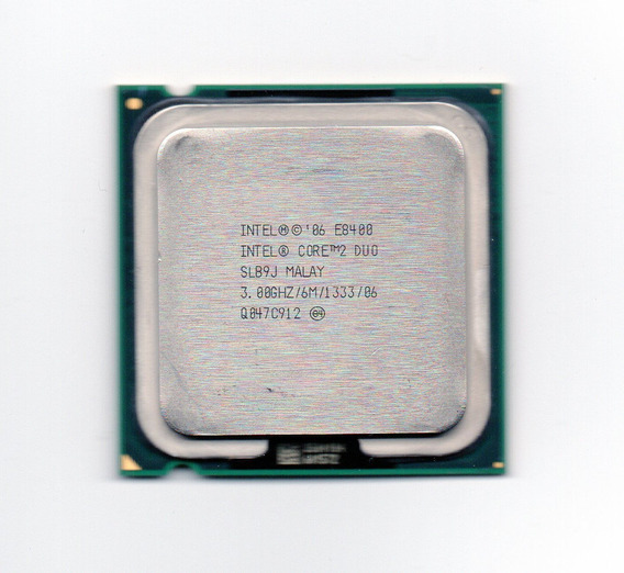 Processador Intel Core 2 Duo E8400 3.00hz Lga 775 Fsb 1333
