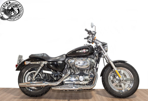 Harley Davidson - Sportster Xl 1200 Custom