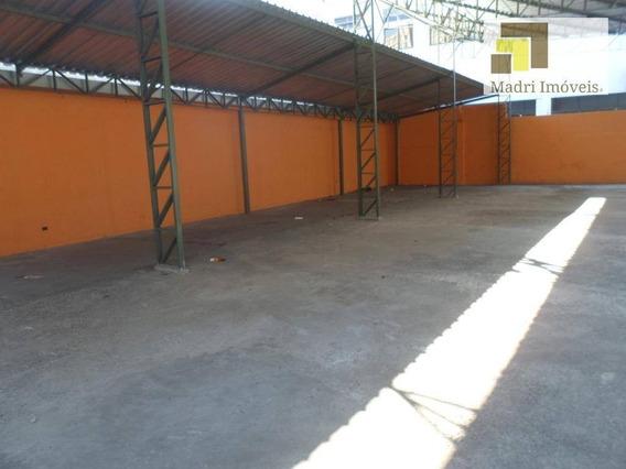 Imobiliária Madri Imóveis Terreno Lapa De Baixo - Te0011