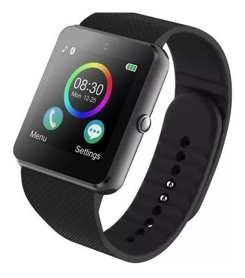 Reloj Smartwatch Gt08 Para Android - T11