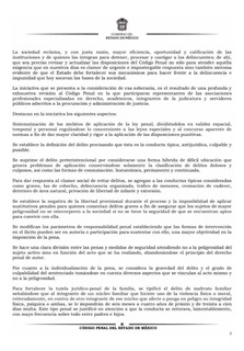 Código Penal Del Estado De México