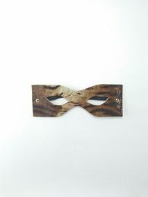 Máscara Masculina Tigre