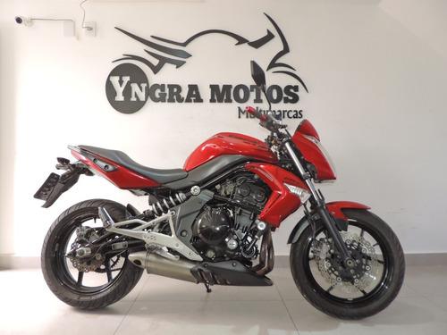 Kawasaki  Er6n Abs 2012 - Moto Sensacional