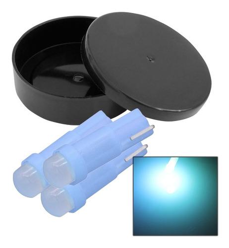 Imagem 1 de 3 de 3 Lâmpada Led Ice Blue Do Comando Ar Ventilação Classic 2003