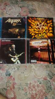 Cds. Anthrax