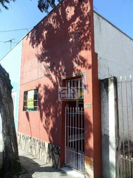 Casa Para Alugar, 51 M² Por R$ 750,00/mês - Centro - Suzano/sp - Ca0141