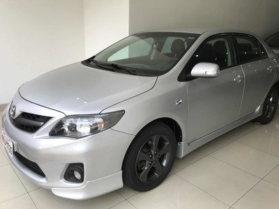 Toyota Corolla 2.0 16v Xrs Flex Aut. 4p 2013