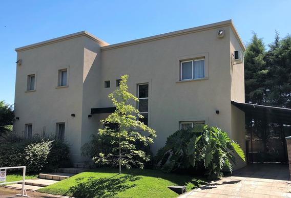 Casa En Terrazas De Villa Allende Bº Privado Con Seguridad