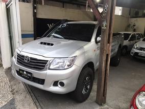 Toyota - Hilux Cs 4x4 Dx 3.0 2013