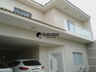 Casa Para Venda Jardim Europa, Itapeva 3 Dormitórios Sendo 1 Suíte, 2 Salas, 2 Vagas 360,00 M² Construída - Ca01548 - 34105053