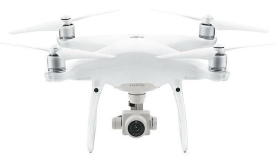 Drone Dji Phantom 4 Plus Advanced 4k