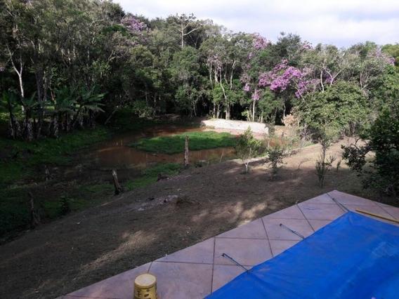 Chácara Em Caputera, Cotia/sp De 2500m² 1 Quartos À Venda Por R$ 350.000,00 - Ch394579