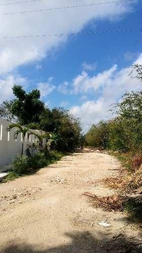 ¡ Antencion Desarrolladores¡¡¡ Lote Baldío En La Entrada De Tulum ( Carretera De Playa Del Carmen A