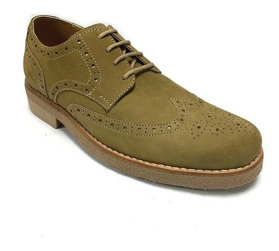 Zapatos De Vestir Micam Caballero Marrón Mm 0884 Corpez 70