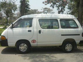 Toyota Townace Combi No Nissan Hyundai Dfsk Chery