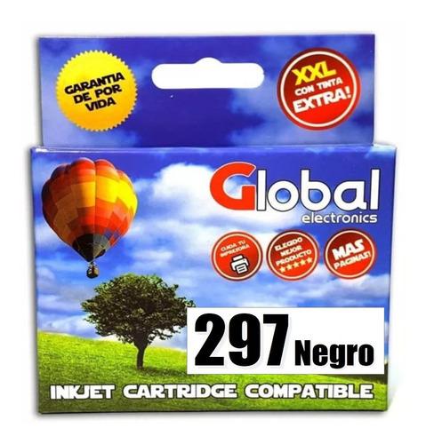 Cartucho Alternativo 297 Xl Negro Xp231 Xp241 Xp431 Xp441