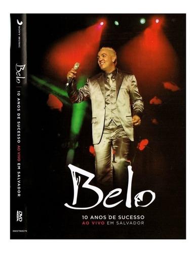 Dvd Belo Ao Vivo Em Salvador - Sony