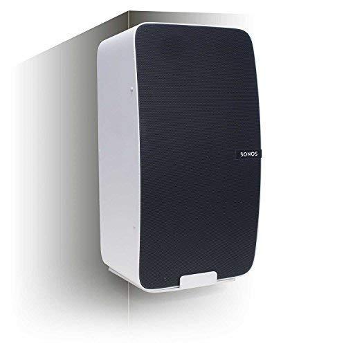Compatible con SONOS Play 5 Vebos Soporte Pared de Esquina Play 5 Gen 2 Negro