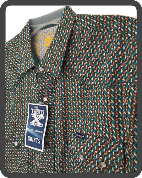 Camisa Wrangler ,ventas Mayoreo Y Menudeo--ropa El Toreo