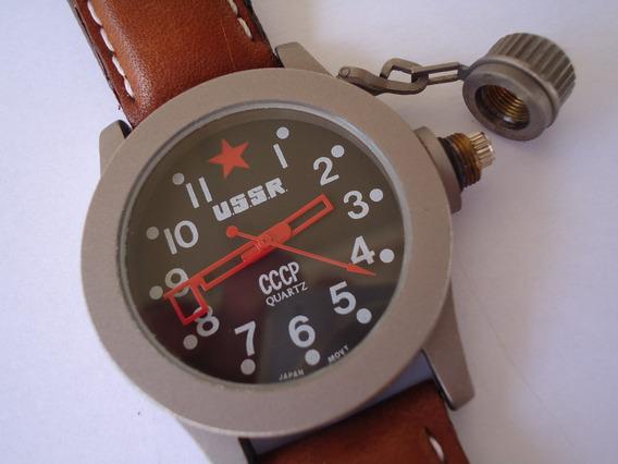 Relógio Soviet Não By Cosmos Cccp União Soviética Ussr Imp.