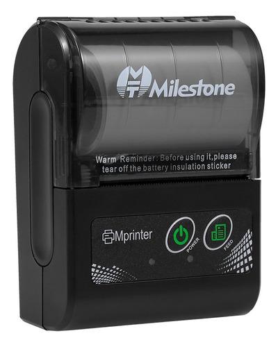Mht-p10 Mini Usb + Bluetooth Impresora Térmica De Recibos 48