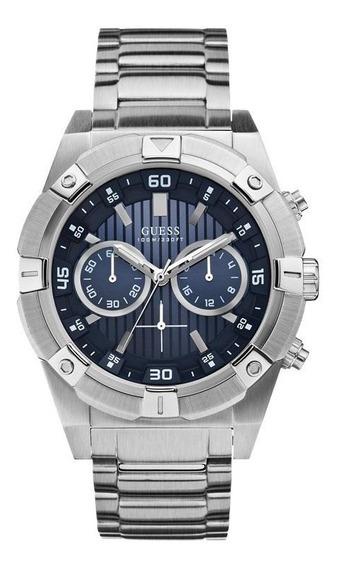 Relógio Guess Masculino Cronógrafo 92516g0gsna1 /w0377g2