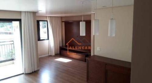 Imagem 1 de 6 de Apartamento, 68 M² - Venda Por R$ 636.000,00 Ou Aluguel Por R$ 2.970,00/mês - Mooca - São Paulo/sp - Ap0386