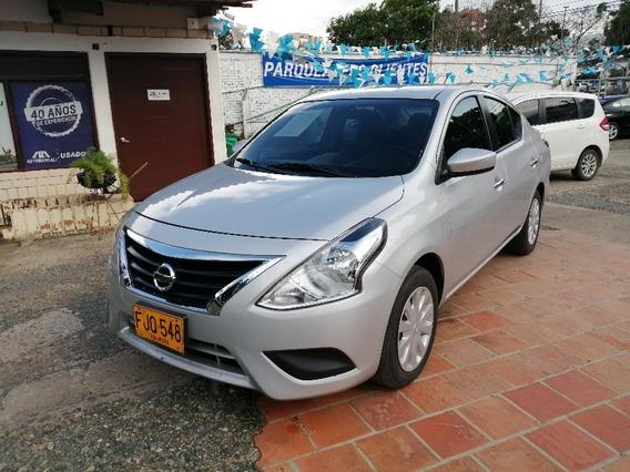 Nissan Versa Sense At Modelo: 2019