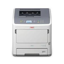 Impressora Laser Oki Mps5501 Semi-nova