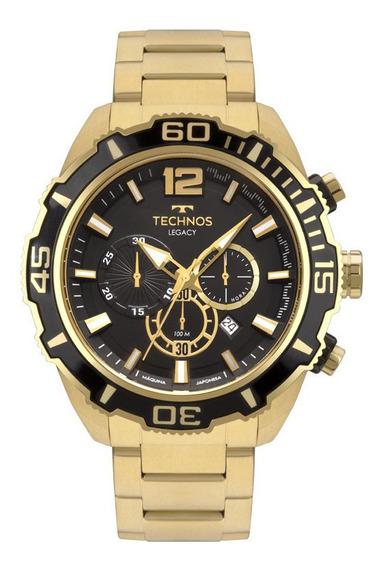Relógio Technos Masculino Legacy Js26aq/4p