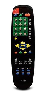 Control Remoto Universal Para Tv Dvd Vhs Cable 8 En 1 Full