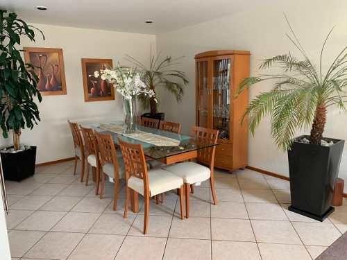 Bhv1021.39- Viva Tranquilo Y Seguro. Casa En Venta En Tlalpan.